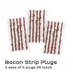 WOLF TOOTH bezdušové knoty ENCASE Bacon Strips 3x5 ks