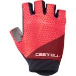 CASTELLI dámské rukavice Roubaix Gel 2, brilliant pink