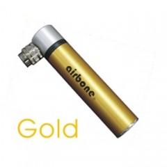 AIRBONE Mini pumpička 59g zlatá 10cm