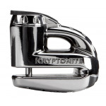 KRYPTONITE Keeper 5-S2 Disc lock - Chrome w/Reminder cable 2022