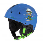 ETAPE dětská lyžařská přilba GEMINI, modrá mat
