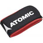 ATOMIC pásek Economy skifix suchý zip black/red
