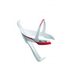 ELITE Košík SIOR race sklolaminát bílá + červená