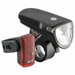 AXA světlo Greenline 40 USB set přední + zadní