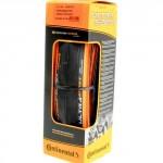 CONTINENTAL plášť Ultra Sport2 skládací černá/oranžová 622x25
